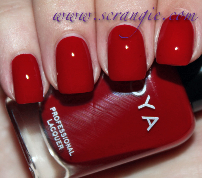 Scrangie Zoya Designer Collection Fall 2012 Swatches And Review