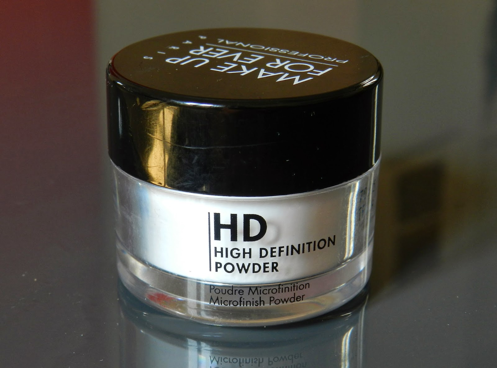 MakeUp Forever High Definition Powder