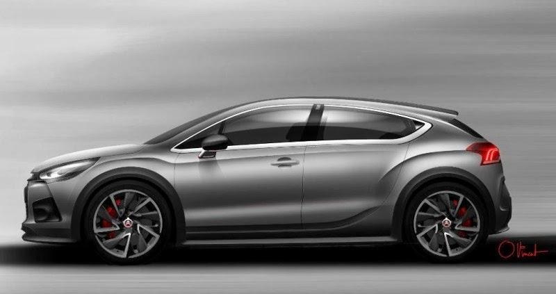 Citroen DS4 Racing Concept Car Features, Wallpapers | 2018 ...