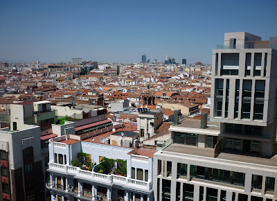 View From The Top in Madrid by Igor L.