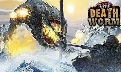 تحميل لعبة دودة الموت Death Worm للاندرويد