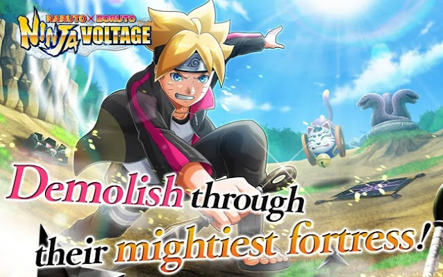 Game Boruto Android