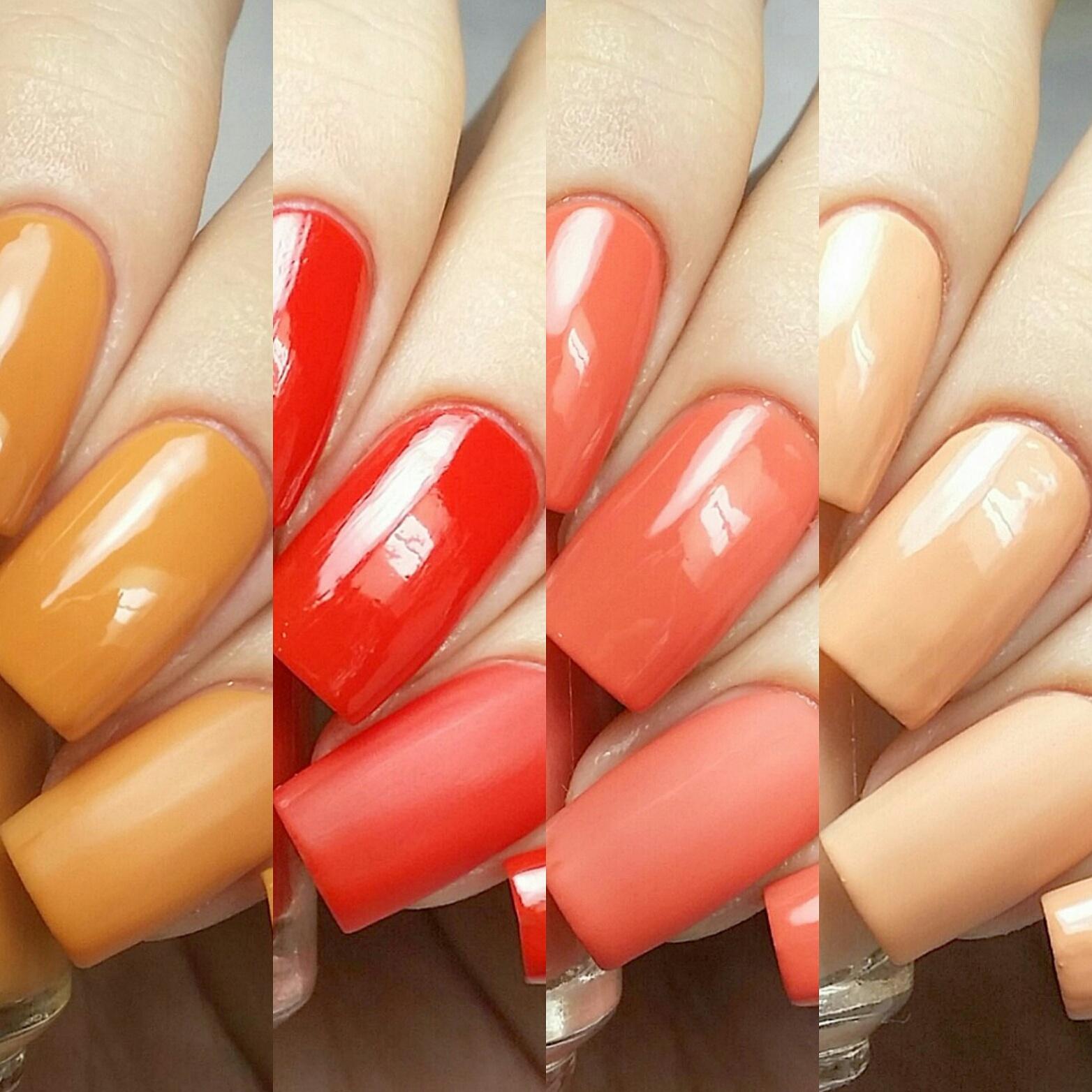 Kleighkat Nails: Weens Regular Nail Colors; Swatches & Reviews!