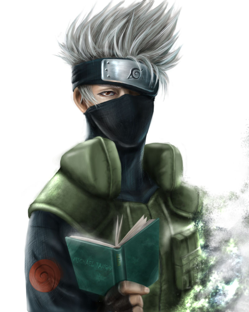 Kakashi vs obito - 4 3
