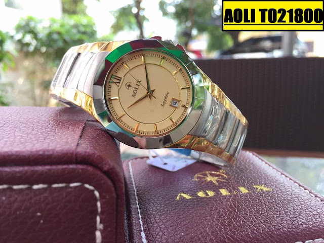 đồng hồ aolix, đồng hồ nam, đồng hồ dây đá ceramic