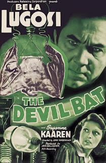 Película El murciélago diabólico Online