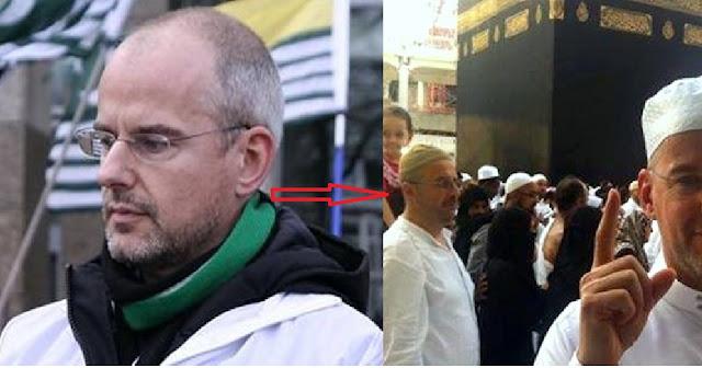 Subhanallah!, Bacanya Merinding....Inilah  Kisah Penghina Islam yang Jadi Mualaf
