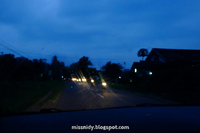 rute menuju jolan jalan homestay