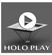 Hologram Video Player