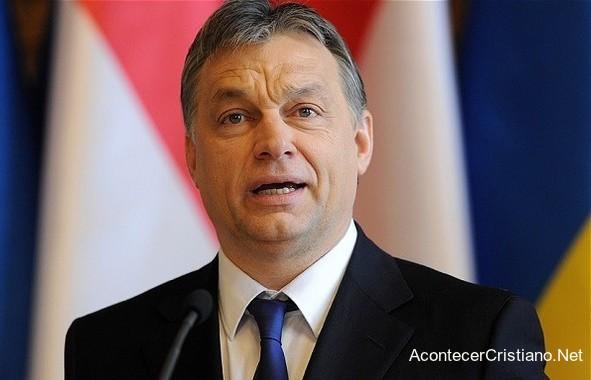 Viktor Órban, primer ministro húngaro