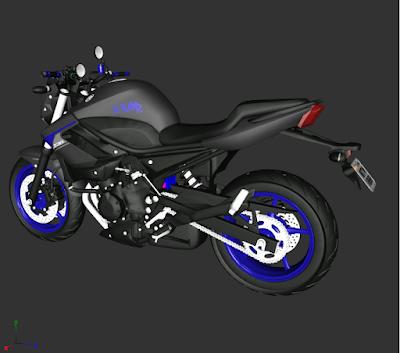 XJ6 BLUE RACING 4
