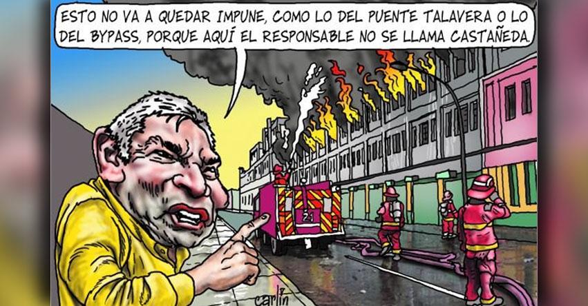 Carlincaturas Sábado 24 Junio 2017 - La República