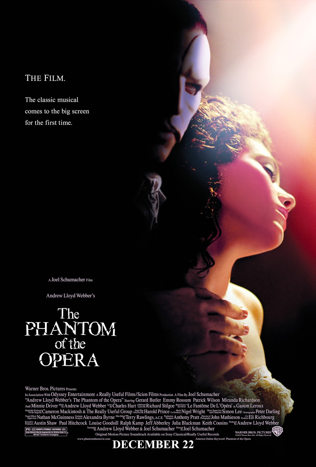 The Phantom of the Opera 2004 - Full (HD)