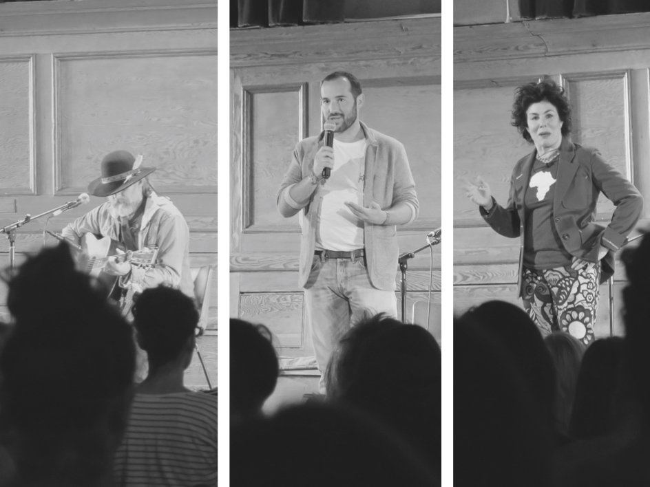 The Gathering with Will Williams, Ethan Johns, Ruby Wax