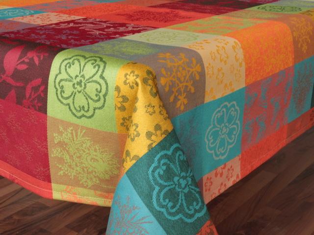 tischdecken und tischw sche. Black Bedroom Furniture Sets. Home Design Ideas