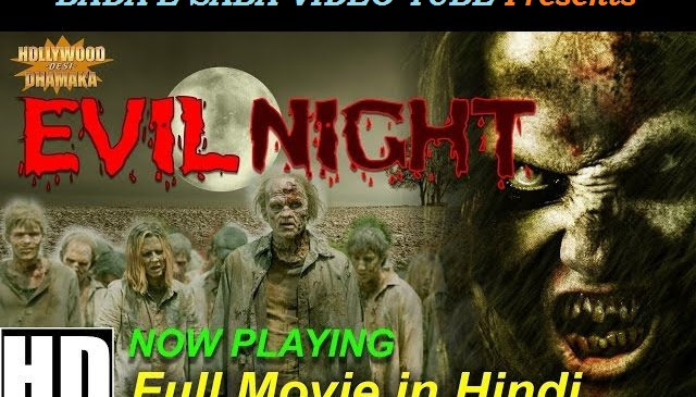 Evil Night (2017) - The Walking Dead Hindi Dubbed - From The Makers of Piranha 3DD - Horror - HDD