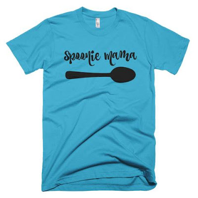 Spoonie Mama shirt from Sunshine and Spoons