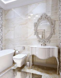 How Intelligent Design Interior bathroom with Classic Shades