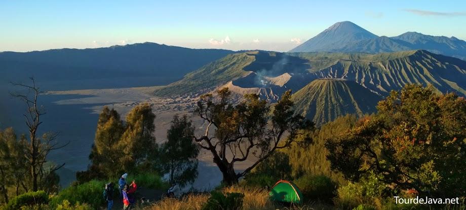 wisata Taman Nasional Bromo Tengger Semeru Jawa Timur