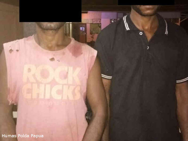 Polisi Amankan 2 Pelaku Pembunuhan Kepala Kampung Arimbit