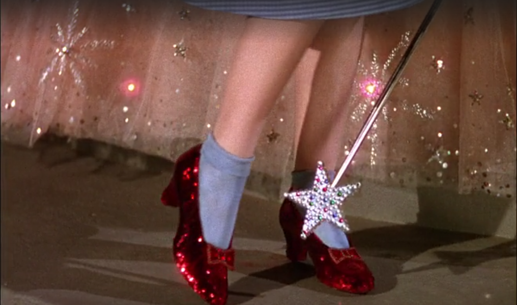 7f91d7b52039 Of all the existing costumes and props used in MGM s The Wizard of Oz—which  will have its 80th anniversary next year—the most iconic have been the Ruby  ...