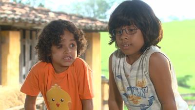 Zé Felipe e Miguel. Lourival Ribeiro/SBT