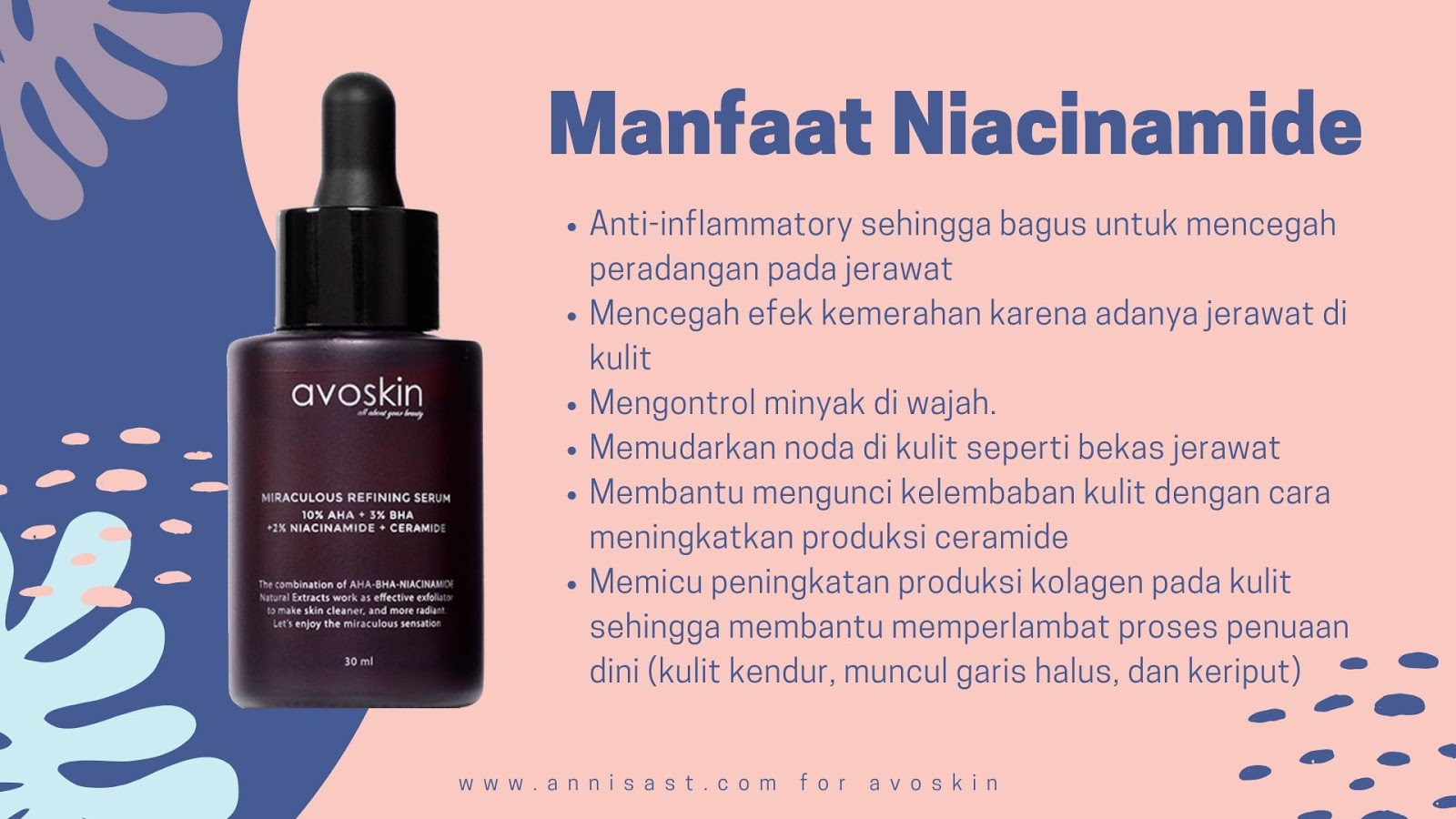 Avoskin Miraculous Refining Serum Review
