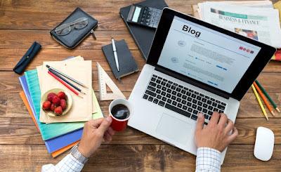 Menjadi Fulltime Blogger
