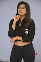 Neha Deshpandey in Black Jeans and Crop Top Cute Pics Must see ~  Exclusive Galleries 039.jpg