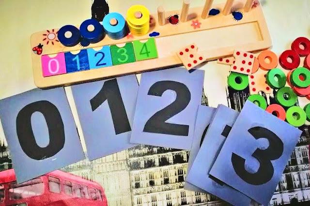 montessori e i numeri