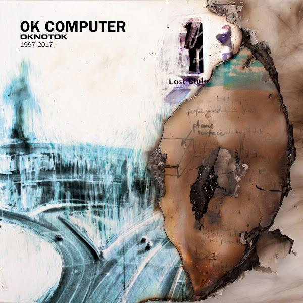 Radiohead - OK Computer OKNOTOK 1997 2017 Cover