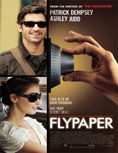 Ver El gran robo (Flypaper) (2011) Online