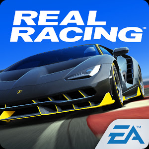 Real Racing 3 v5.1.0 Apk + Data Mod [Unlimited Coins+Unlock All Cars]