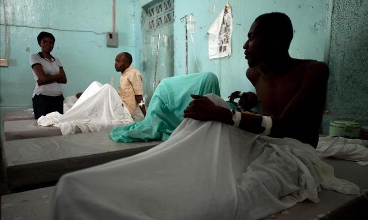 Haití invierte en salud menos de seis dólares al año por habitante