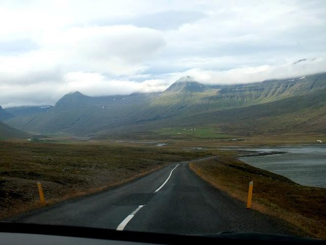 ¿merece la pena visitar los fiordos del este de Islandia?