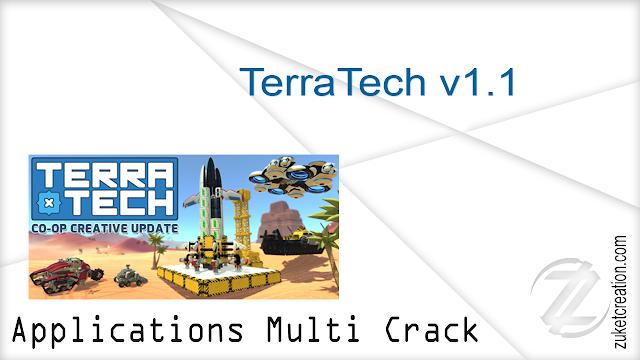 TerraTech v1.1 Pc Games