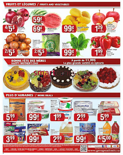 Marche Adonis Specials Flyer valid July 18 - 24, 2019