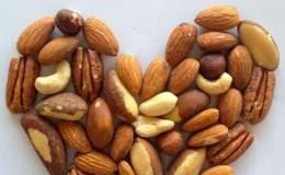 Ποιους ξηρούς καρπούς να τρώτε για να μην αρρωσταίνετε!