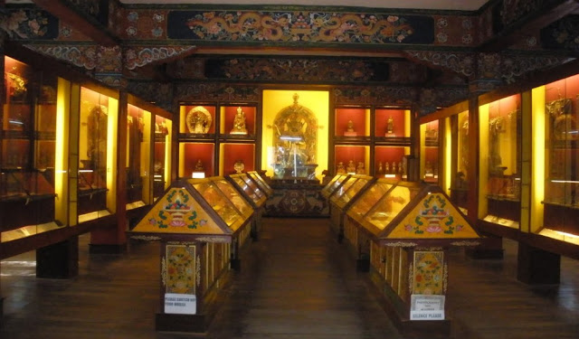 Namgyal-Institute-of-Tibetology-Sikkim