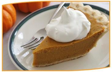 Cool & Creamy Pumkin Pie