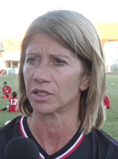 Carolina Morace is now coach of the Trinidad and Tobago women's national team
