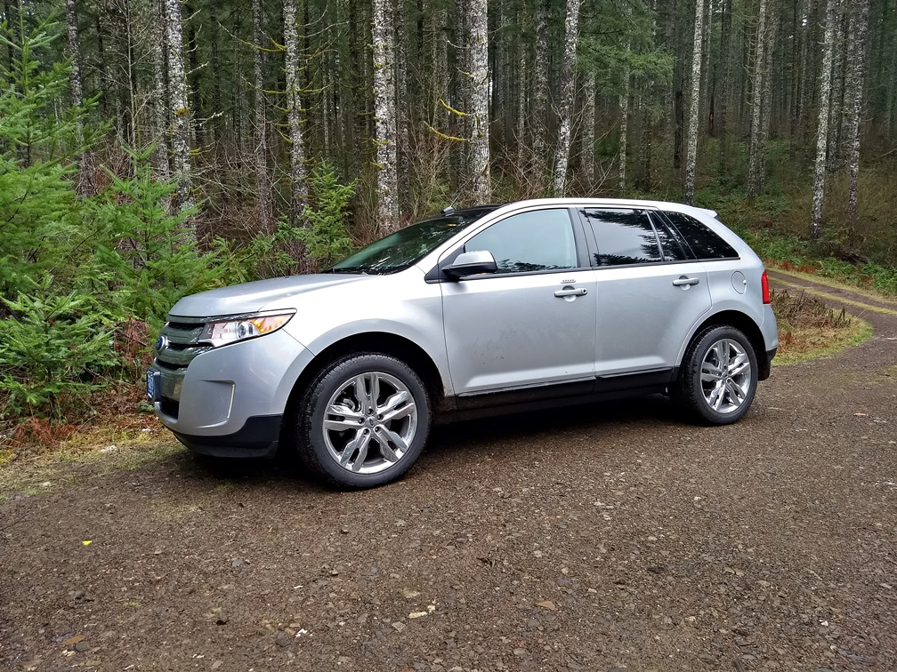 Ford Edge Off Road