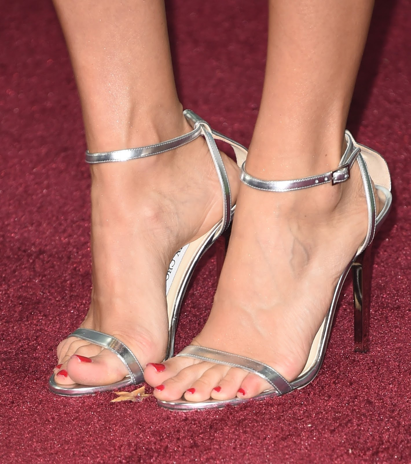 Carrie Underwood Red Shoes