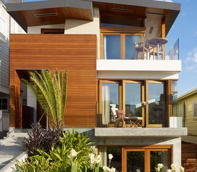 Fotos de terrazas terrazas y jardines terrazas de casas for Casa de dos plantas construyehogar