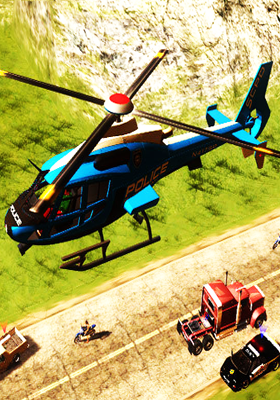 Free Download NFS HP 2010 Police Helicopter Mod for GTA San Andreas.