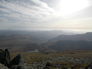 south east from the glyders
