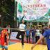 Menpora Tutup Gala Desa 2017 di Karawang dengan Main Bola Voli Bersama