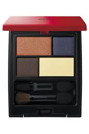 Maifanshi Mineral Eye Shadow brown , vanilla, sienna & azure