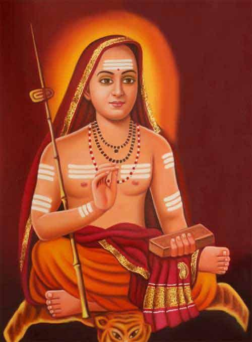 Information on the Birth Anniversary of Adi Shankara
