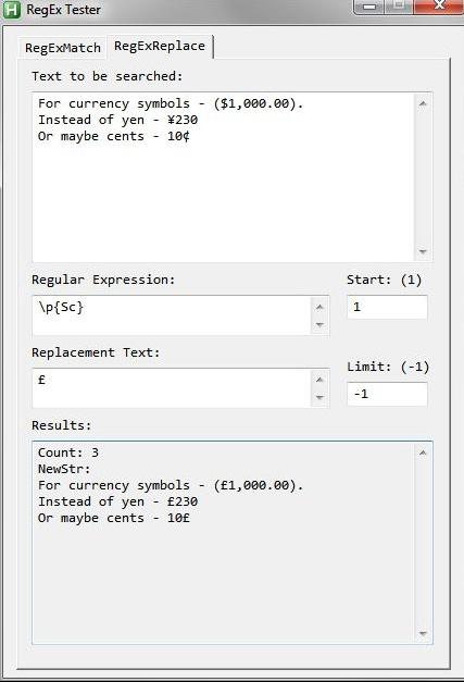Regular Expressions (RegEx) in AutoHotkey|Блог о компьютерах